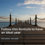 Follow this formula to have an ideal year